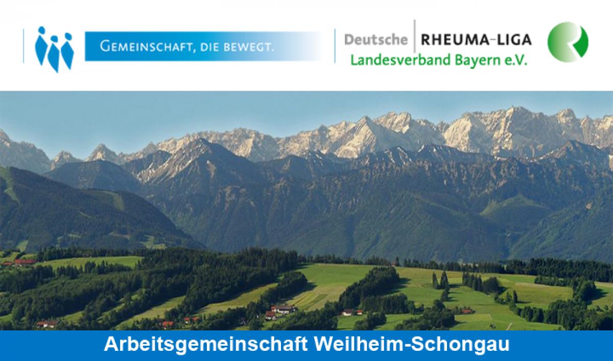 Deutsche Rheuma-Liga, ARGE Weilheim-Schongau